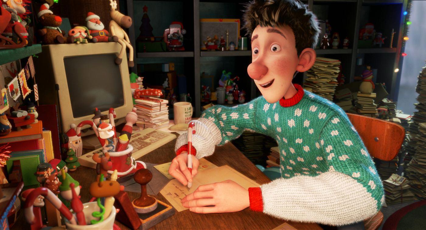Arthur Christmas Is An Underrated Animated Holiday Hit Cinema Or Cine Meh