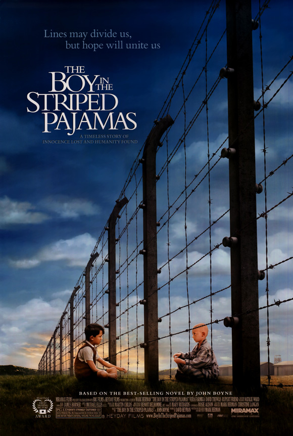 he boy in the striped pajamas