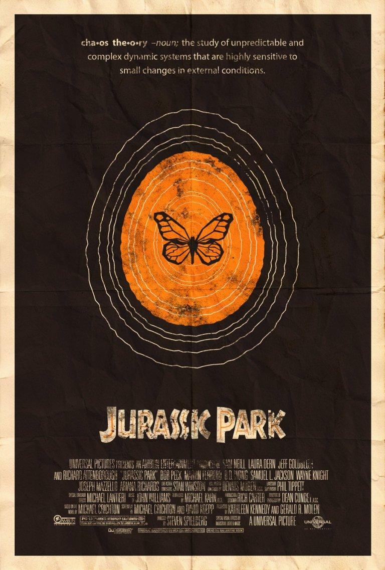 jurassic_park_poster_by_adamrabalais-d3kxgpk