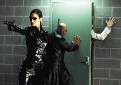 Quality: Original. Film Title: The Matrix Reloaded.