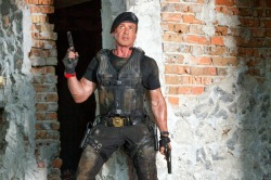 The Expendables 3 Stallone 2014
