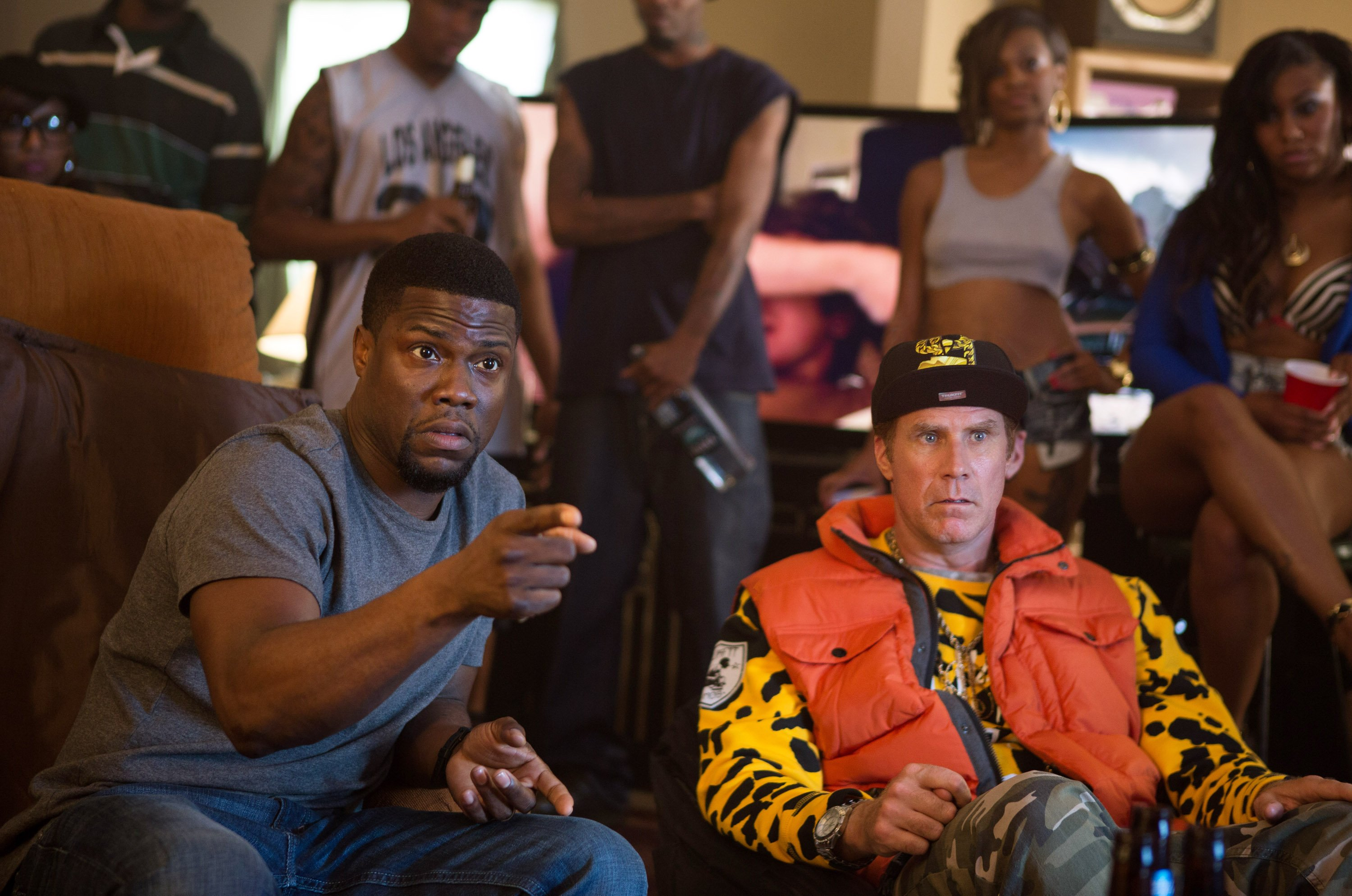 Get Hard' is a funny enough distraction | Cinema or Cine-meh?