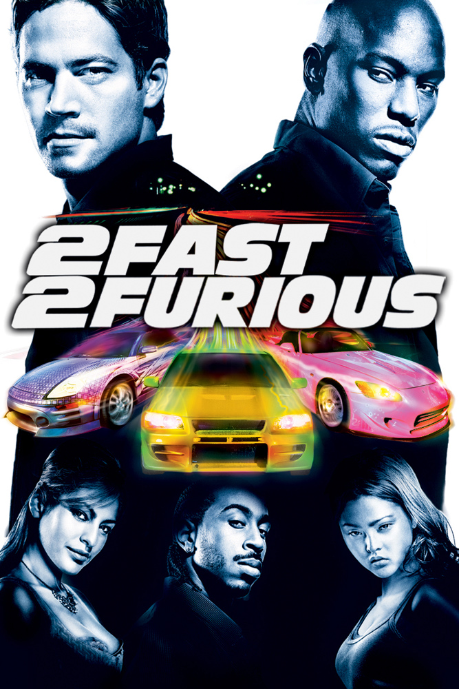 2 Fast 2 Furious itunes