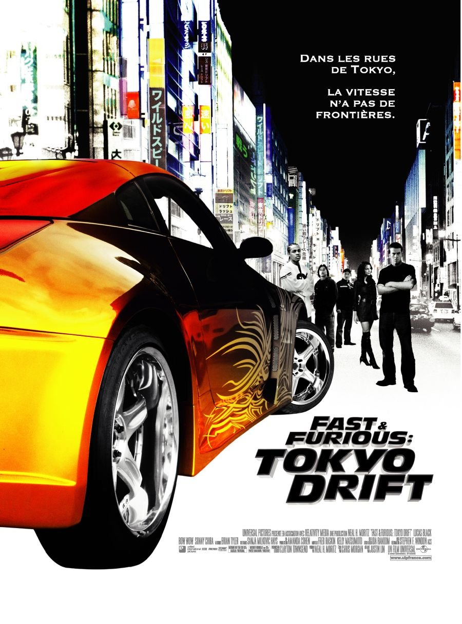 Fast And Furious 3 Full Movie >> Tokyo Drift Takes Fast And Furious Down A Different Road Cinema
