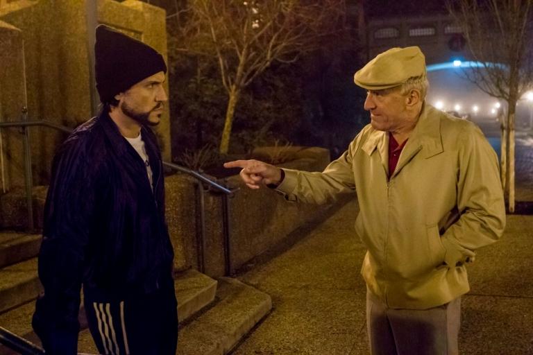 Edgar Ramírez and Robert De Niro star in HANDS OF STONE